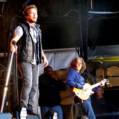 Ed Vedder & Stone Gossard | Pearl Jam | Big Day Out Melbourne | 1/24/14