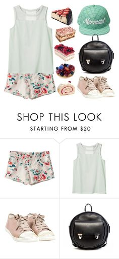 """""""V.Y.O.Z"""" by ngocdinh ❤ liked on Polyvore featuring WithChic, Monki, Lanvin and Alisa Smirnova"""