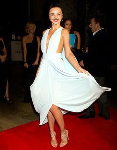 Miranda Kerr Does a Marilyn