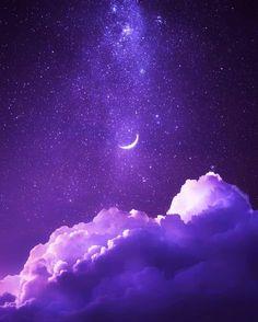 Violet Aesthetic, Dark Purple Aesthetic, Aesthetic Space, Lavender Aesthetic, Rainbow Aesthetic, Aesthetic Colors, Aesthetic Images, Aesthetic Backgrounds, Aesthetic Wallpapers