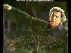 Mikis Theodorakis - The ballade of Mauthausen Greek Music, Music Clips, Best Songs, My Favorite Music, Classical Music, All Over The World, Opera, Greece, Mario