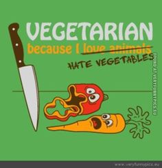 funny-picture-vegetarian-because-i-hate-vegetables.jpg (550×575)