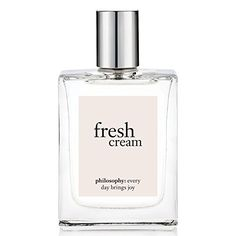 Introducing Philosophy Fresh Cream Eau de Toilette 2 Ounce. Get Your Ladies Products Here and follow us for more updates!