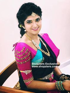 Shopzters | 6 Stunning Sister Of The Bride Outfits Worn By Our Real Bride Prabha At Her Cousin's Wedding