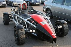 The Ariel Atom, 0-60 in 2.8 seconds. An affordable awesome looking race car. I wouldn't mind owning this car.
