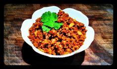 Homemade Vegan Taco Meat (yes, seriously, it's really good!)  #vegetarian #vegan #recipe