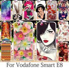 TAOYUNXI TPU Case For Vodafone Smart E8 VFD510 VFD-510 5 0