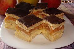 B&B: Anyuci készítenél...: Almás krémes Nutella, Tiramisu, Ethnic Recipes, Food, Essen, Meals, Tiramisu Cake, Yemek, Eten