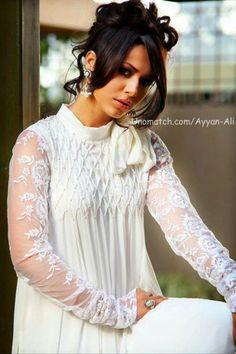 Ayyan Ali Pakistani Fashion Model ..