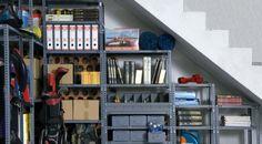 Te damos #ideas y #soluciones para mantener el orden de tu #garaje o #trastero con nuestros #TipsAKI