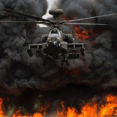 julietteandthejet: Apache Helicopter of UK demonstrates its combat capabilities during the 2017 Royal International Air Tattoo (RIAT) at RAF Fairford, UK on July Photo USAF by T- Sgt Brian Kimball. Attack Helicopter, Military Helicopter, Military Aircraft, Fighter Aircraft, Fighter Jets, Ah 64 Apache, Military Weapons, Military Army, Royal Air Force