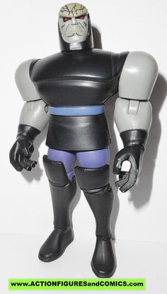 justice league unlimited DARKSEID new gods complete
