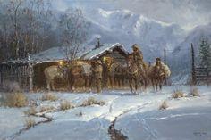 National Wildlife Galleries: The Art of G. Harvey