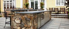 TR Building & Remodeling, Fairfield County ...counter & bar