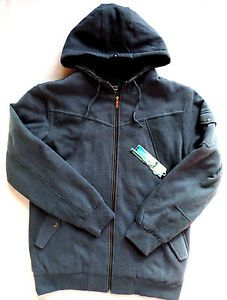 """NWT Mens Size XL Rip Curl """"Vexed Flacket"""" Hoodie Jacket, Quilted Insulation,Slim. $45"""