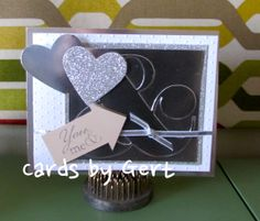 A Case of an Ampersand Card - Valentine, Anniversary etc.