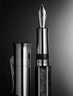 ♂ Masculine and elegance pen Graf von Faber-Castell