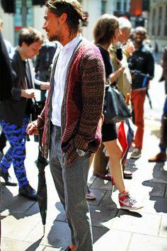 Sweater + pants