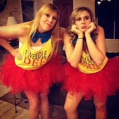 No Boys Allowed: 30 Duo Costumes to Rock With Your BFF