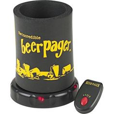 The Beer Pager