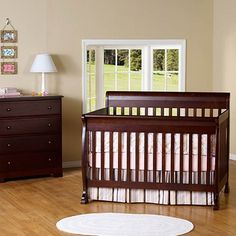 This gorgeous Baby Mod Crib Bella 4-in-1 Fixed Side is a must have ...