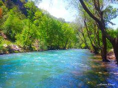 LEBANON, NAHR IBRAHIM,  A BEAUTIFUL RIVER IN  A GORGIOUS VALLEY..A FAVORITE SPOT