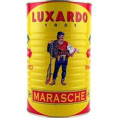 Luxardo Gourmet Maraschino Cherries – 12 lb Can