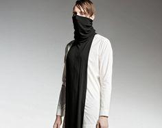 Pendari Fashion Design Studio by PendariFashion on Etsy Maxi Shirts, Modern Fashion, Fashion Design, Trends, White Tops, Long Sleeve Tops, Etsy, Designer Clothing, Lifestyle