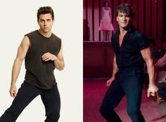 Johnny Castle: see-how-the-dirty-dancing-remake-stars-compare-to-original-movies-cast
