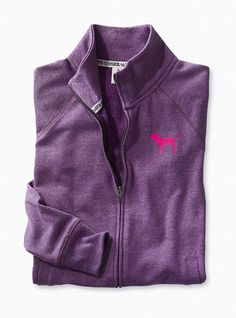 Victoria's Secret - Track Jacket    I bought this in gray (: love it!