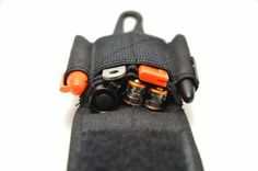 Skinth Solutions Juice Box with optional PentaPocket. Great to carry on a belt or maybe even a front pocket.