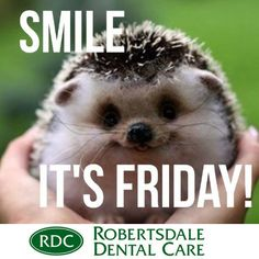 We love to see smiles here at #RobertsdaleDentalCare! Hope your #Friday and #LaborDay weekend is great! #HappyFriday - http://ift.tt/1HQJd81