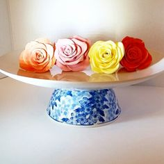 Cake Stand Designed by OctoberLilly