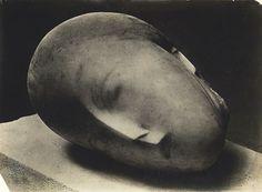 """harpij: """"Constantin Brancusi, The Sleeping Muse, """" Modern Sculpture, Sculpture Art, Human Sculpture, Stone Sculpture, Brancusi Sculpture, Muse, Modern Art, Contemporary Art, Constantin Brancusi"""
