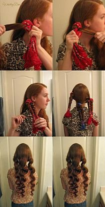 I need this for shows I'm in. I've had to curl my hair so many times, this would be so helpful!