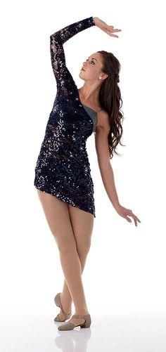 Blue NEXT TO ME Tunic Undies Bra Top Sequin Lace Dance Costume Child & Adults #Cicci