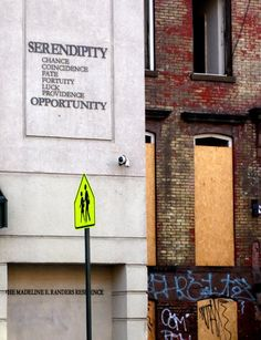 'Serendipity': community-based residential program, New York: http://www.staynout.org/serendipity.php