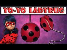 MIRACULOUS LADYBUG | MIRACULOUS / AMULETO ENCANTANDO / LUCKY CHARM | COMO HACER | DIY - YuureYCrafts - YouTube