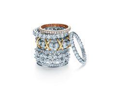 Tiffany's rings