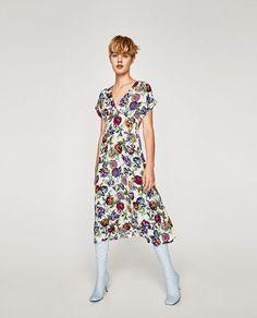 Vestidos de flores para mujer