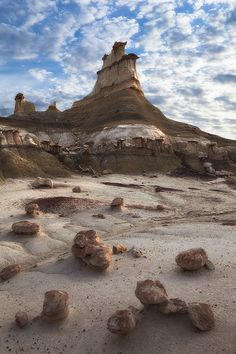 Eagle's Watchtower, New Mexico