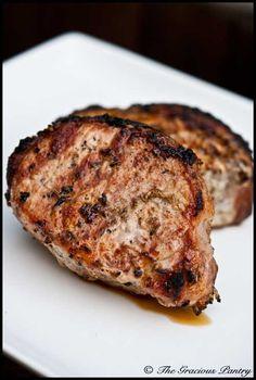 Clean Eating BBQ Fennel Pork