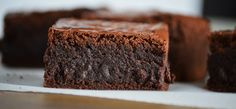 brownies - devil's food kitchen