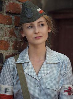 Girls of the polish military