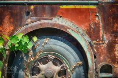 The old bus - III by PiroSganga
