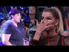 Ana Vilela canta a música Trem Bala e Deborah Secco nao segura as lagrim...