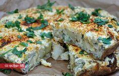 تحضير خبزة البطاطس او تورتية في الفرن - http://www.lalamoulati.net/articles/42102.html