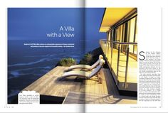 All Over The World, Around The Worlds, Magazines, Desktop Screenshot, Villa, Journals, Fork, Villas