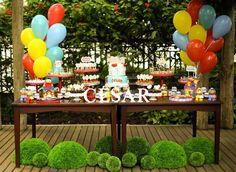 A primavera começa hoje e já reunimos temas infantis para você decorar uma festa superanimada e ao ar livre!