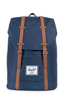 Herschel Supply Co Retreat BackpackBlackOne Size   Check out the image by  visiting the link. 718d72a5d64a3